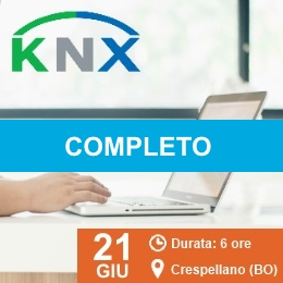 Corso KNX ETS5 Hager Bocchiotti